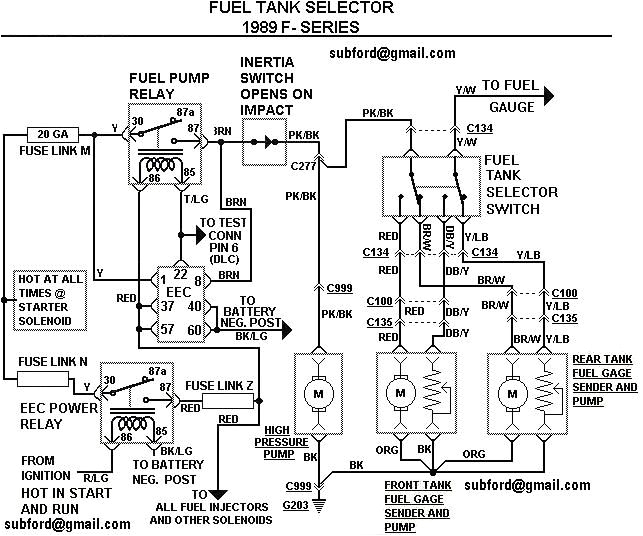 2006 ford f150 fuel pump wiring diagram wiring diagram center series side view as well 1989 ford f 150 fuel pump wiring besides 2006
