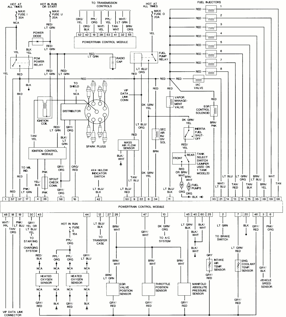 1995 ford f 150 coil wiring wiring diagram files 1995 ford f150 transmission wiring diagram