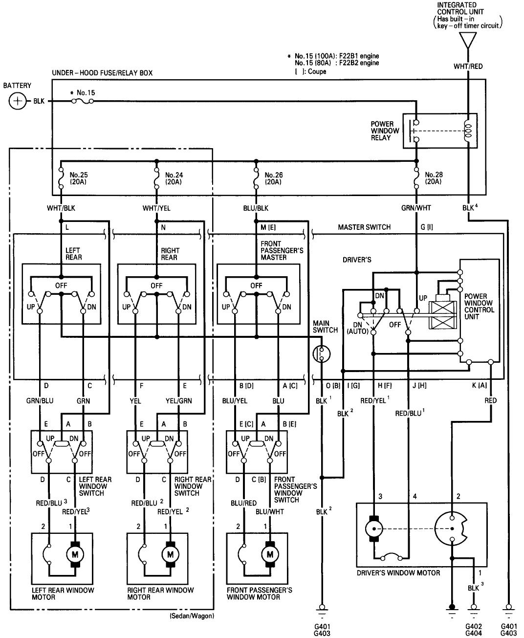 2005 honda accord power window diagram on 2005 honda accord wiring 2005 honda civic power window