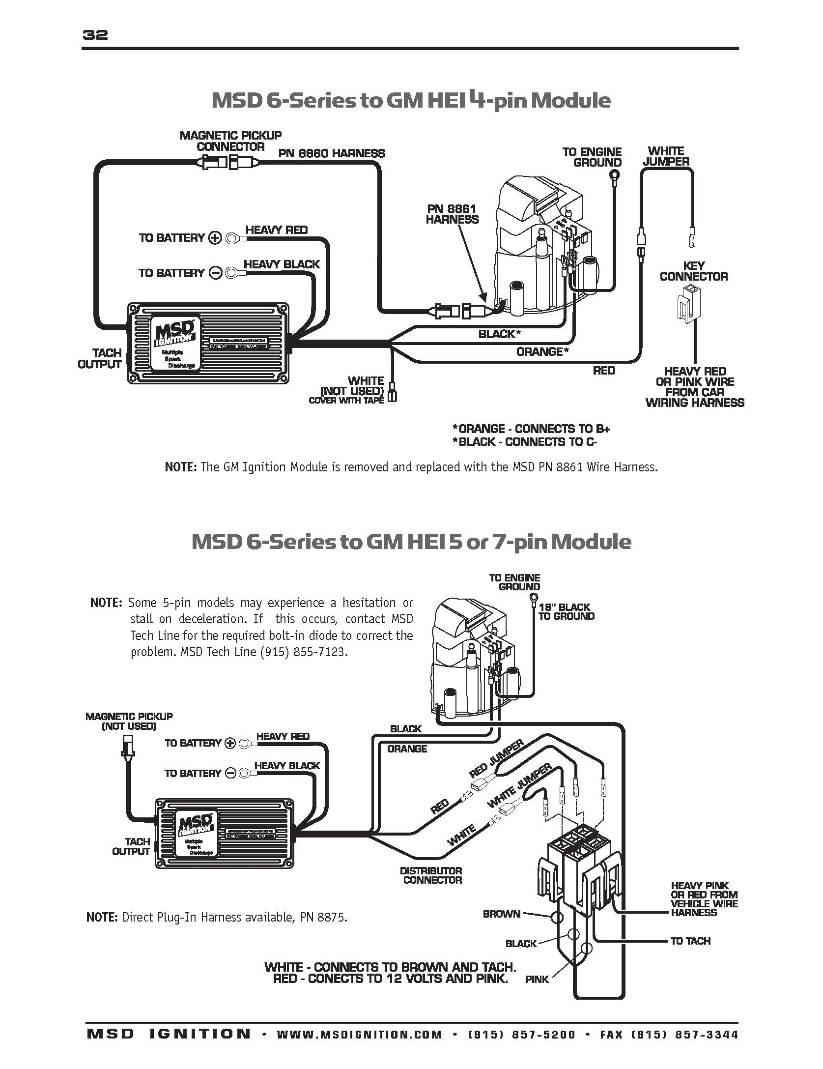 msd 6al wiring diagram 4440 wiring diagram wiring 6tn msd diagram ignition pn6402