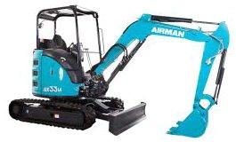 airman excavator airman excavator airman generator