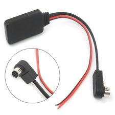 bluetooth audio aux adapter cable for alpine kca 121b ai net cda 9857