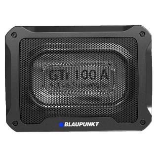 alpine pwe v80 car 8 inch powered enclosed active subwoofer shopee malaysia