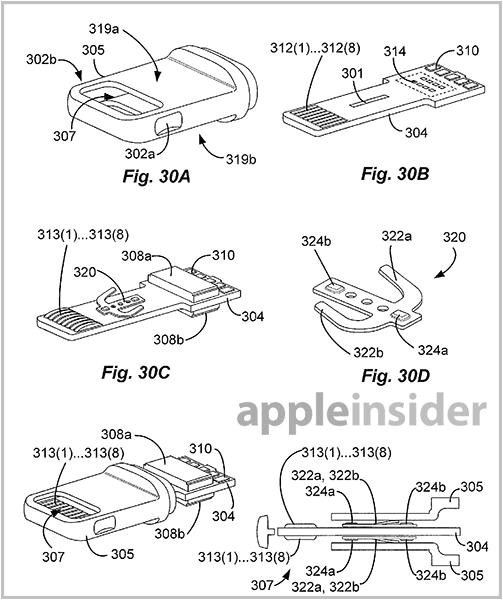 apple s lightning hardware patent was first filed for in november 2012 and credits albert j golko eric s jol mathias w schmidt and jeffrey j terlizzi as