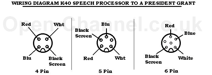 bsi microphone wiring diagram astatic 575 m6    wiring       diagram     astatic 575 m6    wiring       diagram