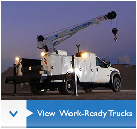 auto crane innovation work ready trucks