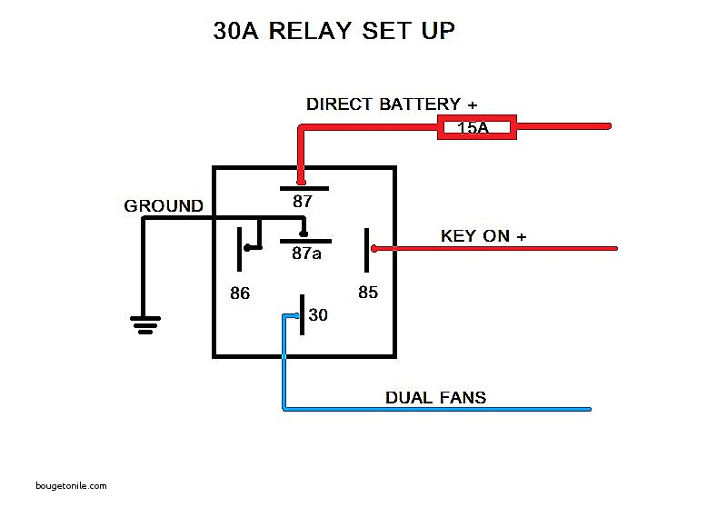 automotive relay pin configuration standard automotive relay standard relay wiring diagram