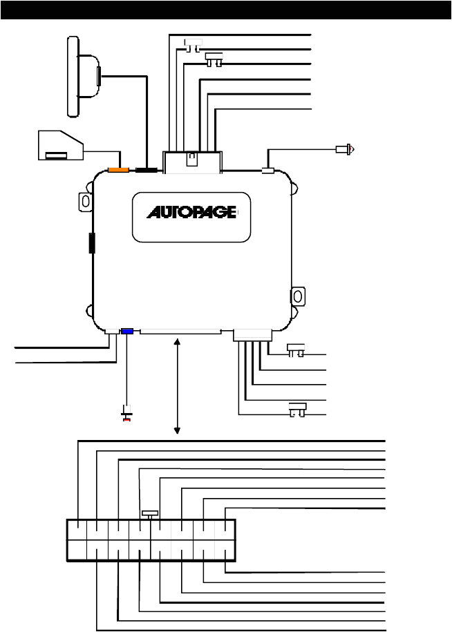auto page alarm wiring diagram wiring diagram samplewiring autopage diagram c3 rs665 wiring diagrams second auto