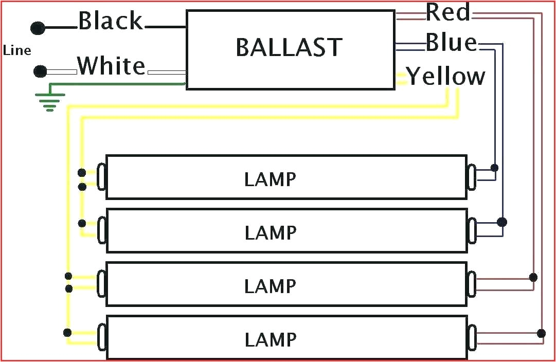 4 lamp t12 ballast wiring diagram u2013 jasmerah co4 lamp t12 ballast wiring diagram light