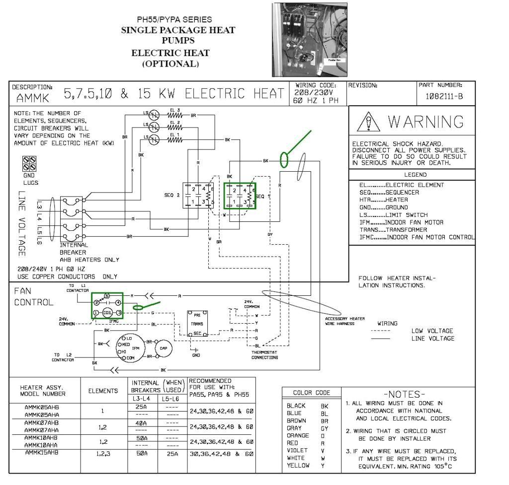bard wiring diagrams