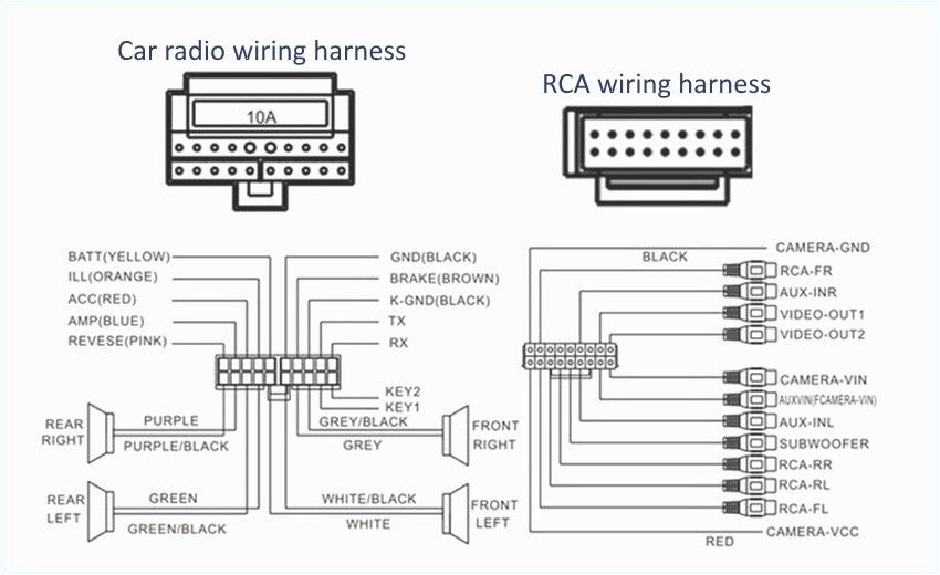 wiring diagram for a new car stereo wiring diagrams 0d