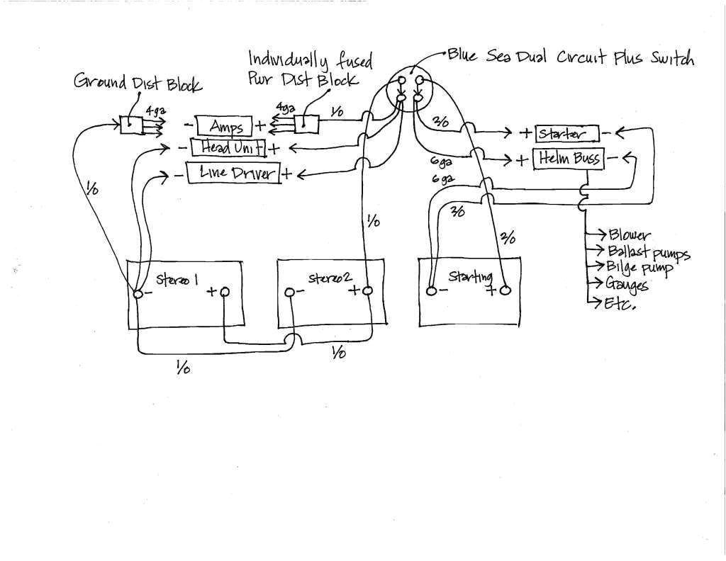wiring diagram for blue sea add a battery switch acr combo step 2 is