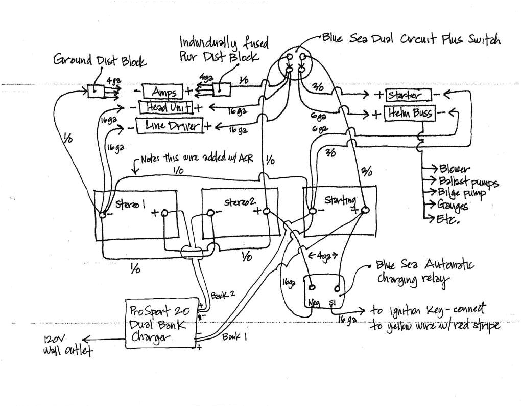 wiring diagram for blue sea add a battery switch acr combo sorry if this