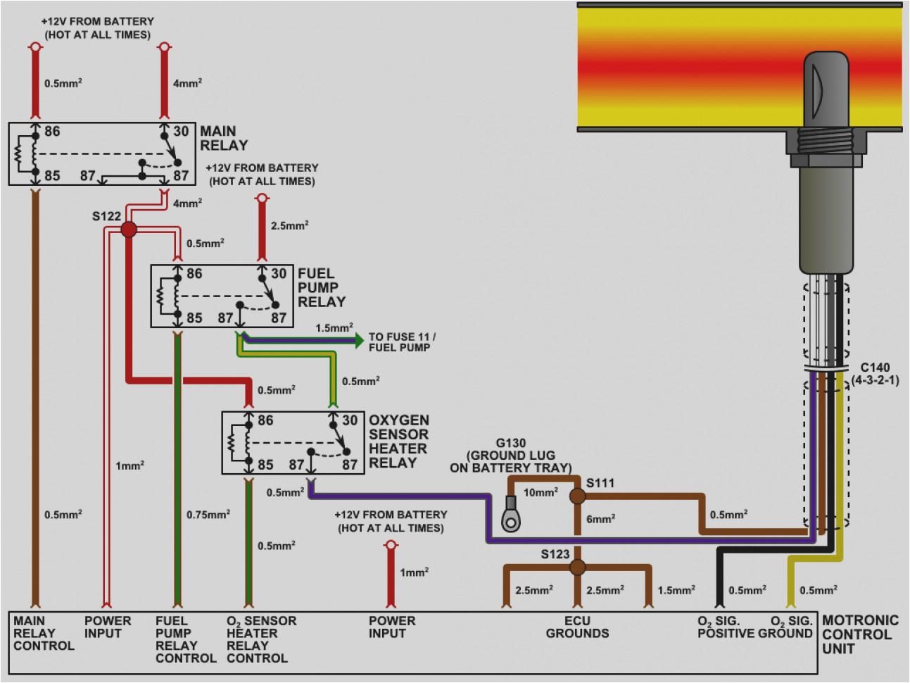 Bosch O2 Sensor Wiring Diagram Diagram Of Oxygen Sensor Blog Wiring Diagram