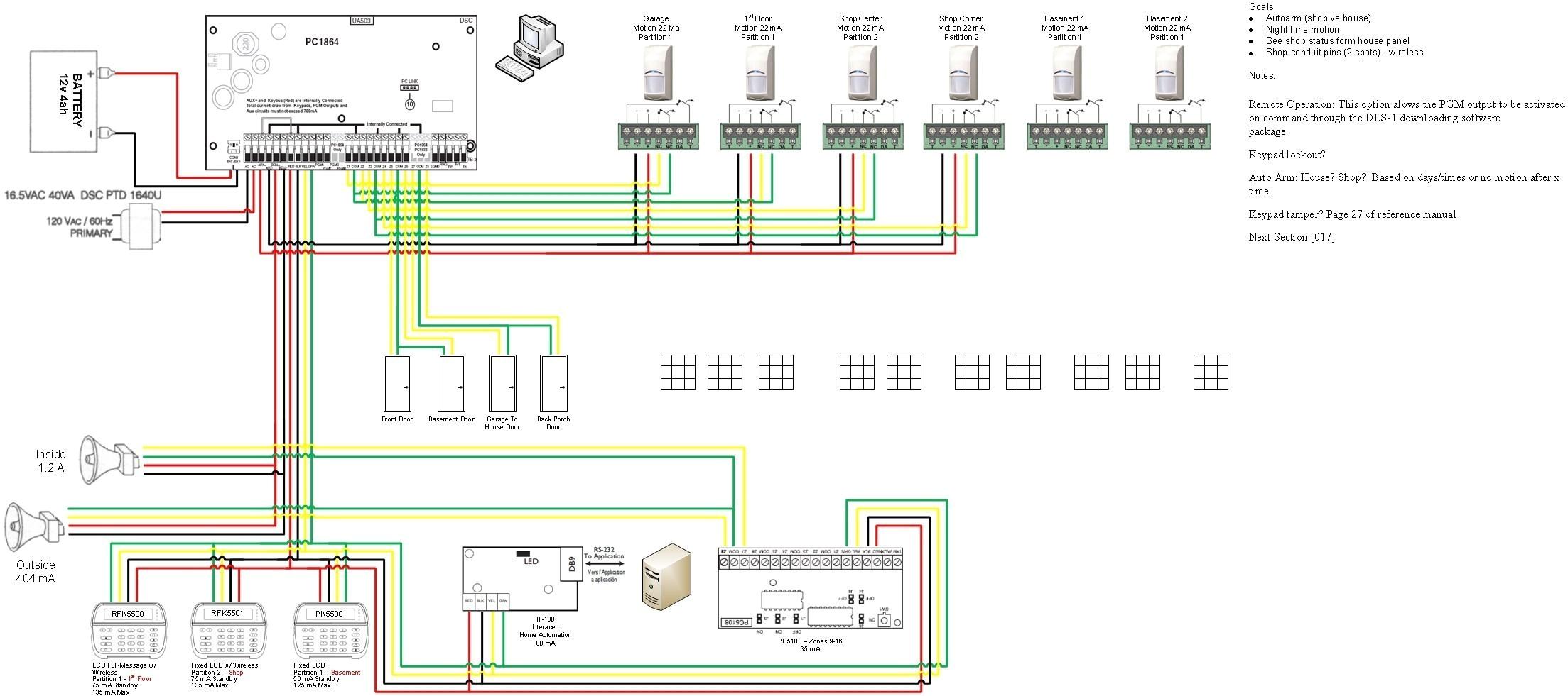 wire diagrams at bulldog security data schematic diagram wiring bulldog diagram security 1640b tr02