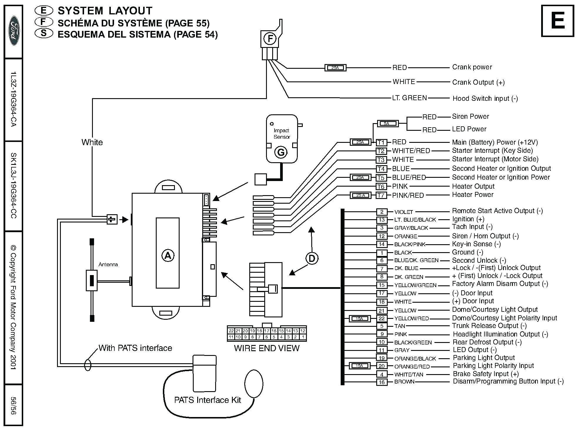 bulldog security remote starter wiring diagram 1999 chevy silverado bulldog security rs83b remote start wiring diagram