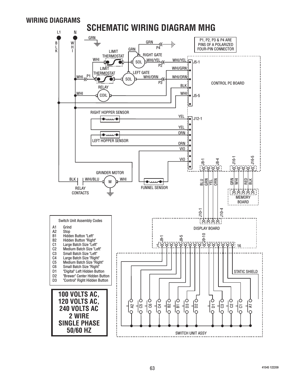 bunn wiring diagram wiring diagram data