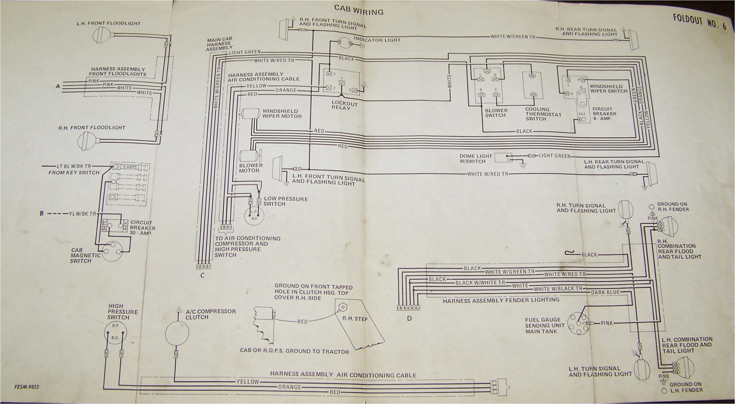 Case Ih 5240 Wiring Diagram Case Ih 5240 Wiring Diagram Data Schematic Diagram