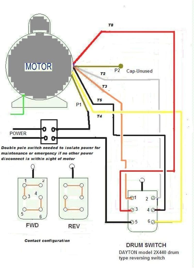 Century Electric Motors Wiring Diagram Dayton Electric Motor 115 230v Single Phase Wiring Wiring Diagram