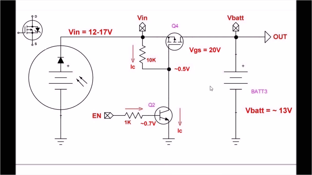 solar panel battery charge controller switching circuit youtube solar charge controller circuit diagram how do solar panel work