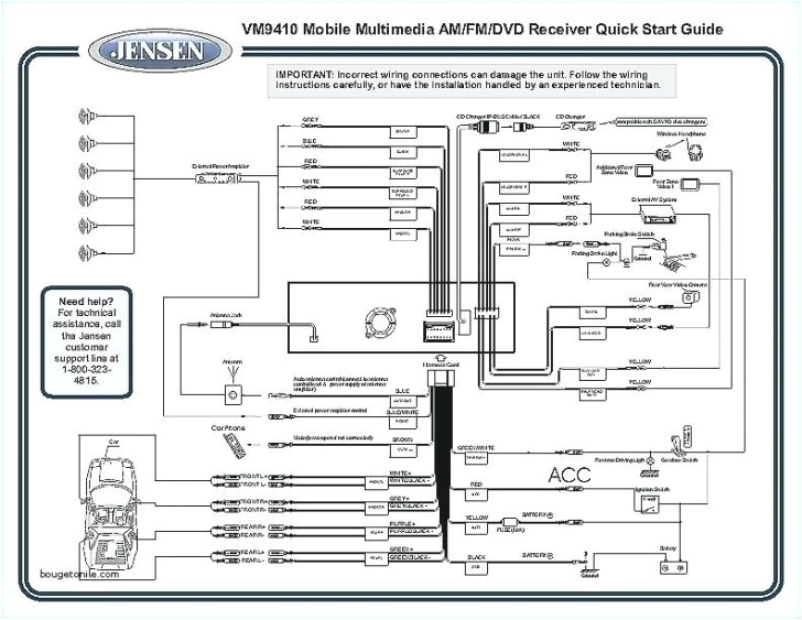 Clarion Marine Xmd3 Wiring Diagram from autocardesign.org