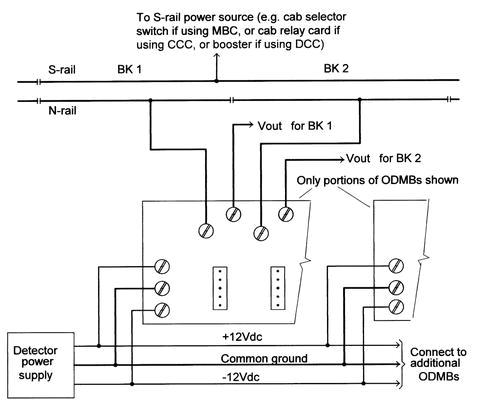 Dcc Locomotive Wiring Diagram Dcc Locomotive Wiring Diagram Elegant Od Track Occupancy Detector