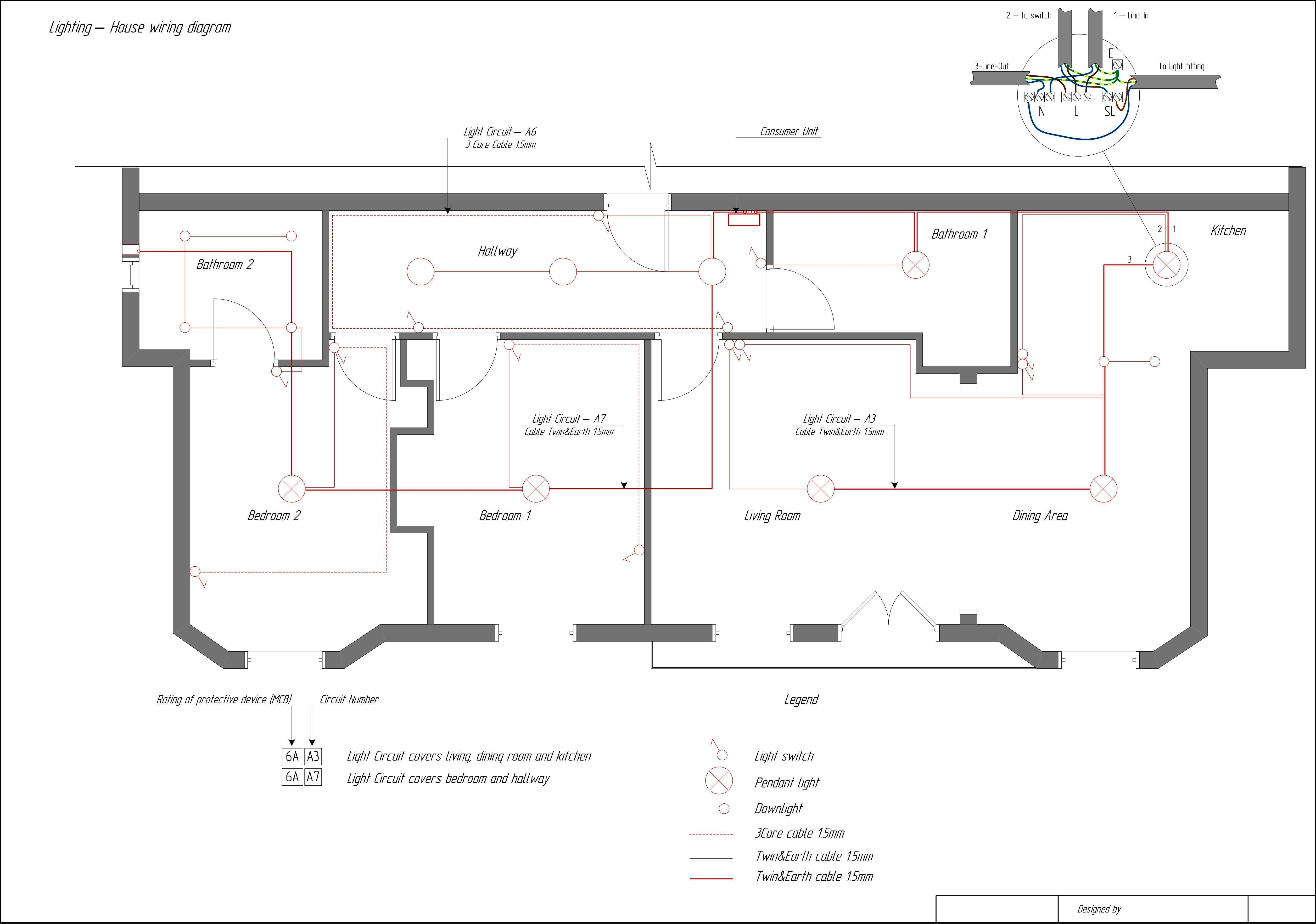 Domestic Wiring Diagram 23 Fancy Electrical Floor Plan Decoration Floor Plan Design