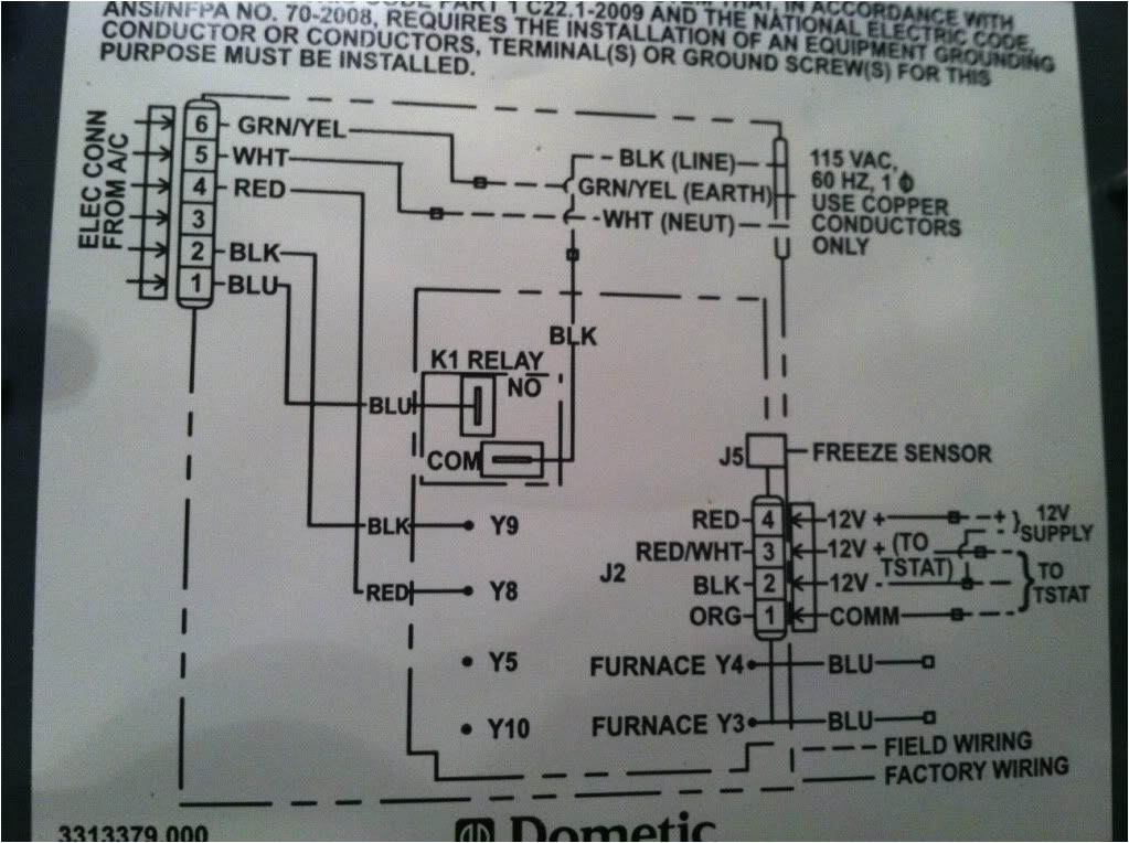 duo therm thermostat wiring diagram wiring diagram toolboxwiring diagram besides rv wiring diagram on dometic rv