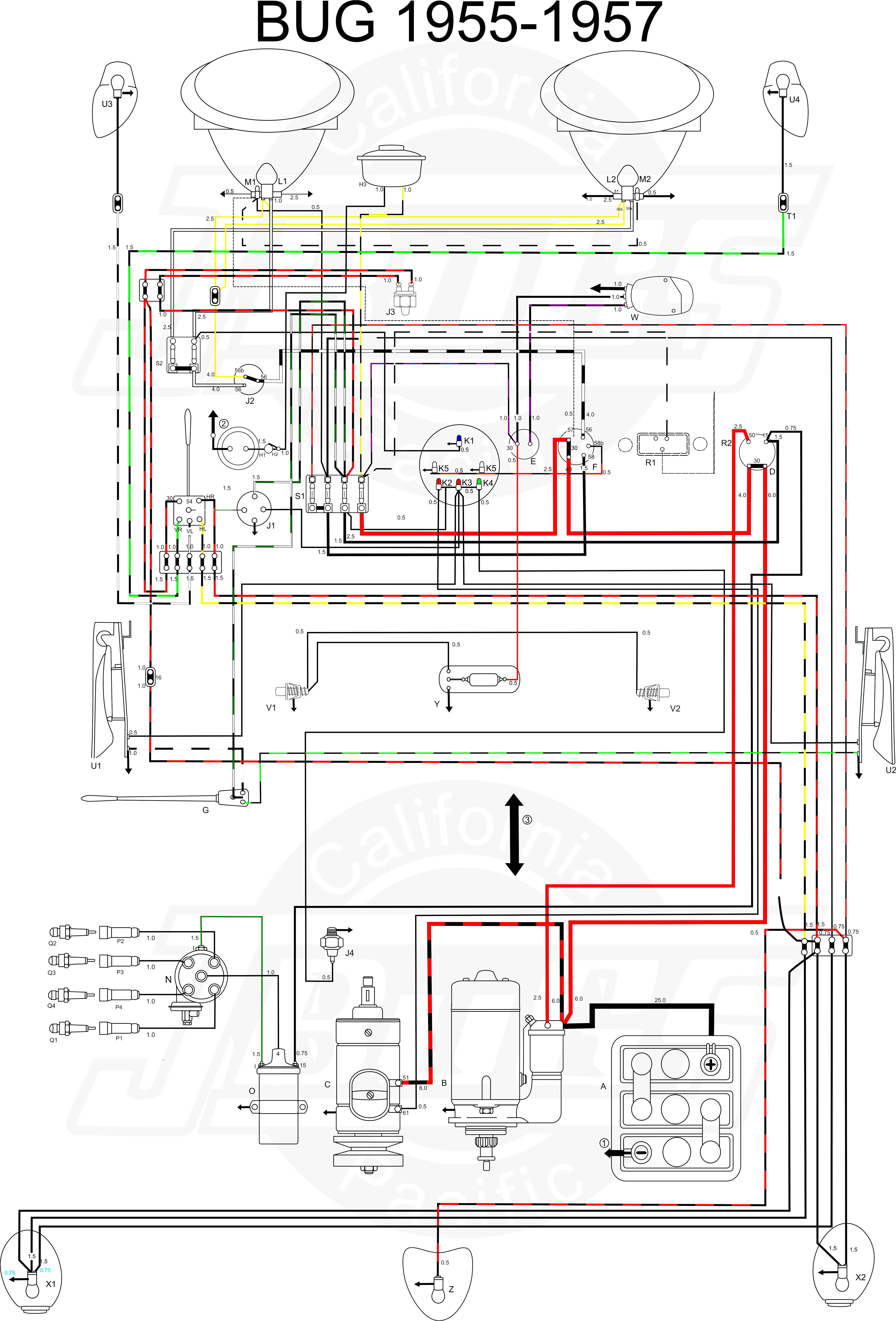 dune buggy turn signal wiring harness wiring library dune buggy turn signal wiring harness