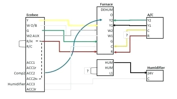 beautiful ecobee wiring diagram