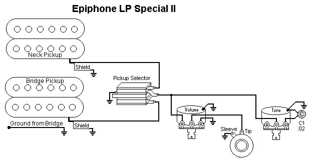 EpiPhone Les Paul Special Ii Wiring Diagram EpiPhone Les Paul Special Ii Wiring Diagram Unique EpiPhone Special