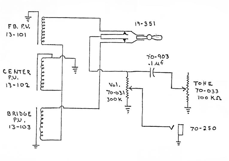 wiring schematic for gibson grabber g3 bass guitar
