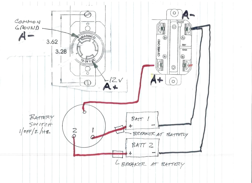 full size of plug wiring diagram of shore power 3 prong trolling motor wire diagrams schematics