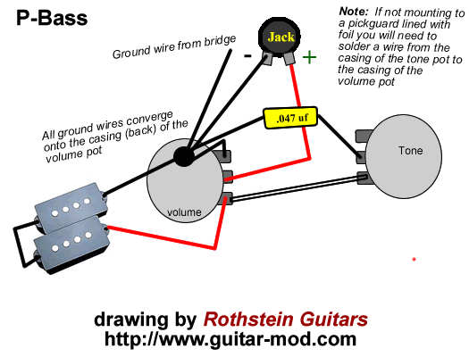 rothstein guitars serious tone for the serious player wiring diagram of bass guitar