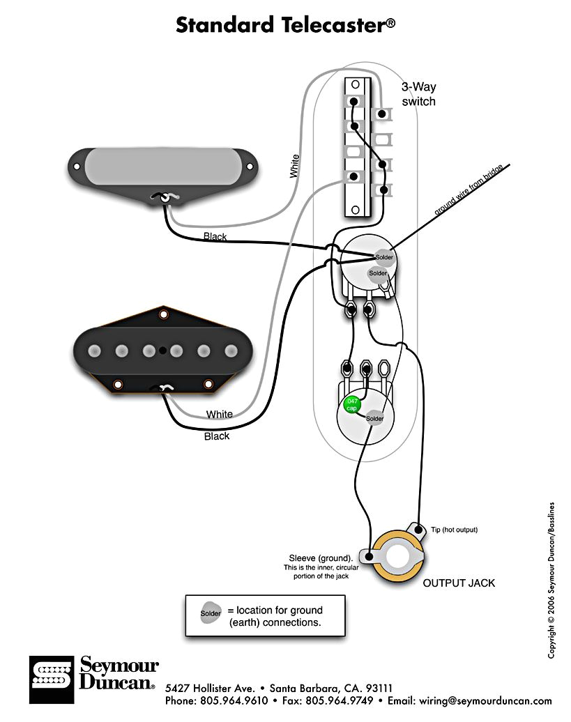 standard tele wiring diagram telecaster build telecaster guitar fender tele 3 way switch wiring fender tele 3 way switch wiring