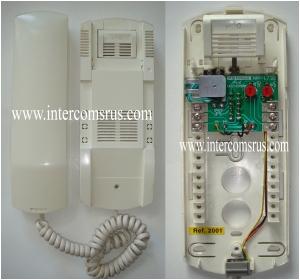 fermax 2001 original universal audio handset