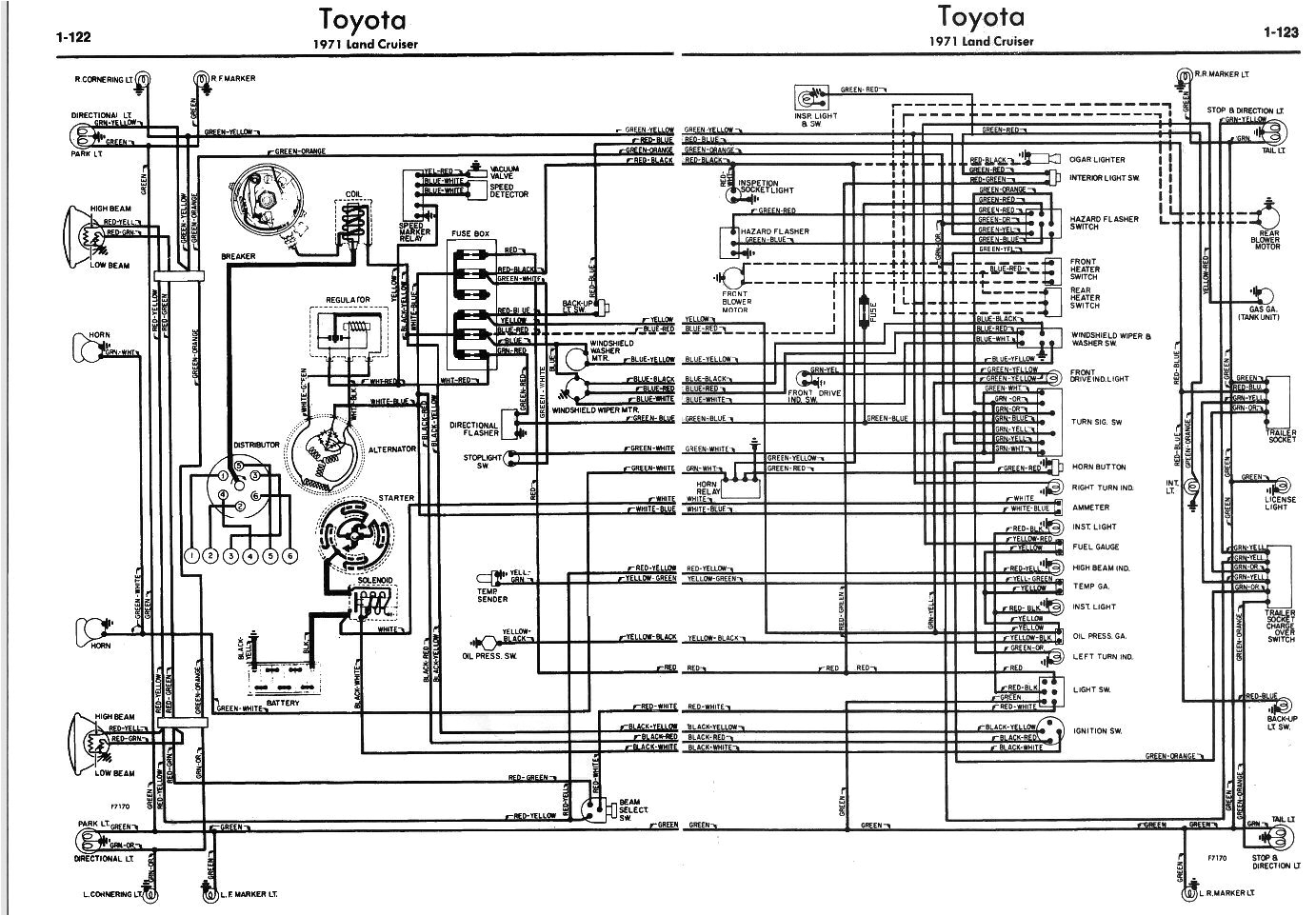 coolerman u0027s electrical schematic and fsm file retrieval1976 fj40 wiring diagram 7