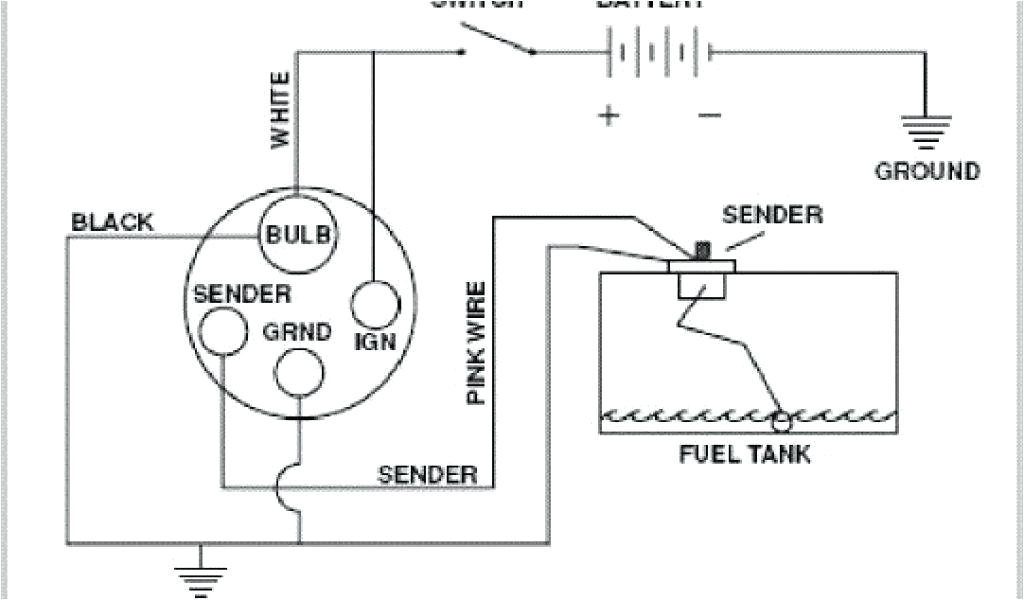 wire diagram for gauge data schematic diagram auto fuel gauge wiring diagram