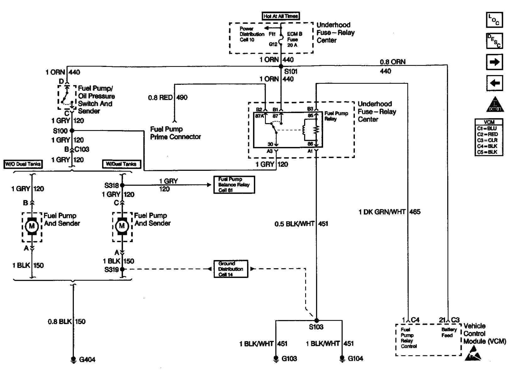 gm fuel pump wiring diagram 1998 chevy silverado lovely 2003 trailblazer rh gmc k1500 turn signal jpg