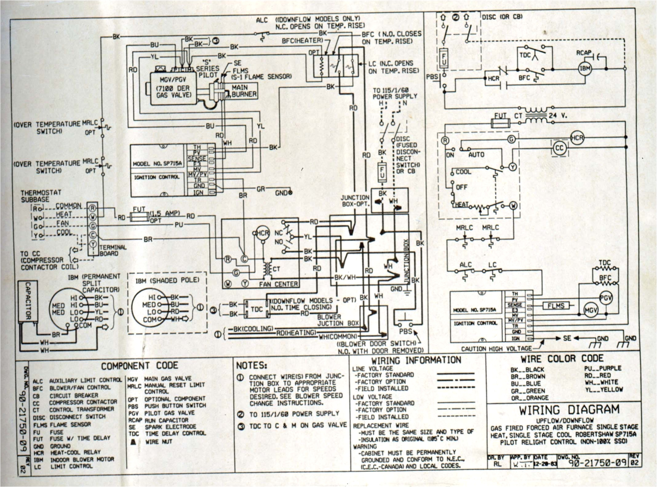 a typical furnace wiring schematic for gas wiring diagram show gas furnace wiring ssu wiring diagram