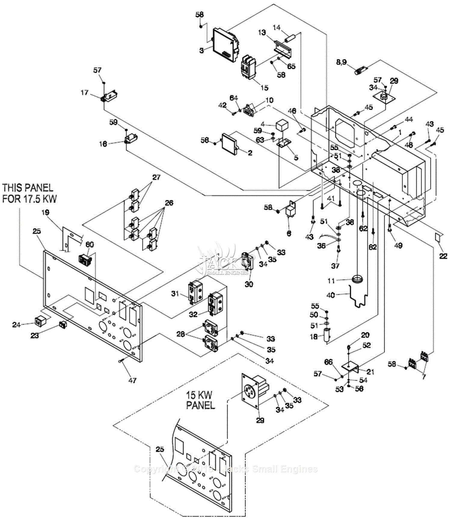 generac gp15000e wiring diagram diagram 5n gif