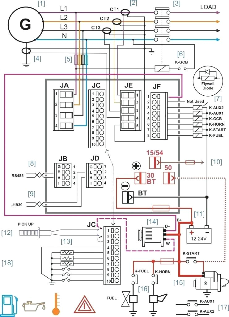 generac 6333 transfer switch wiring diagram rate for a home generator fresh pdf jpg