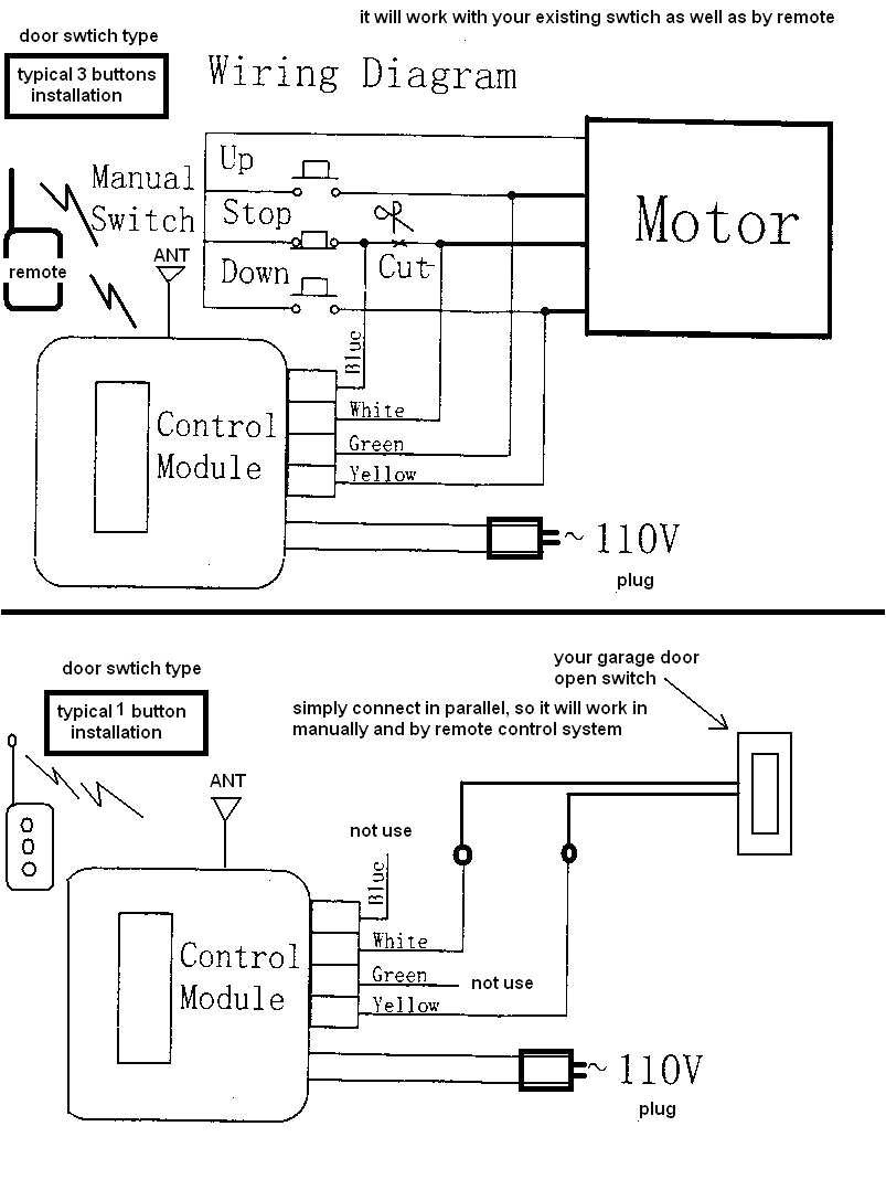 diagram further genie schematic diagram manual on manual for diagram door wiring opener pv 612