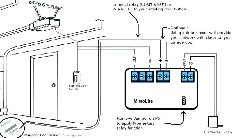 Genie Garage Door Wiring Diagram Wiring Diagram Garage Door Sensor Wiring Diagram Center