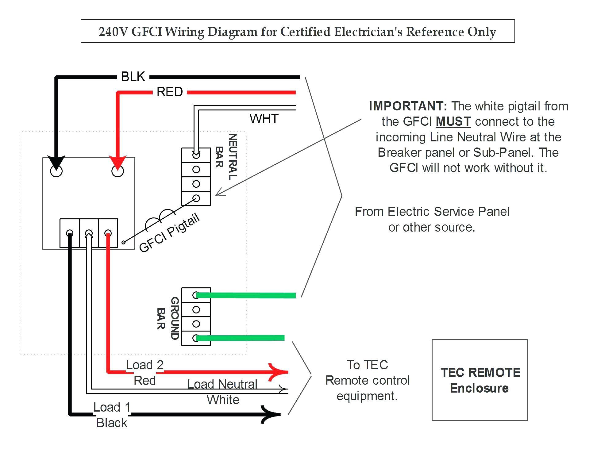 Gfci Wiring Diagram Gfci Wiring Diagram Beautiful Wiring Diagram Amp Gfci Breaker Panel