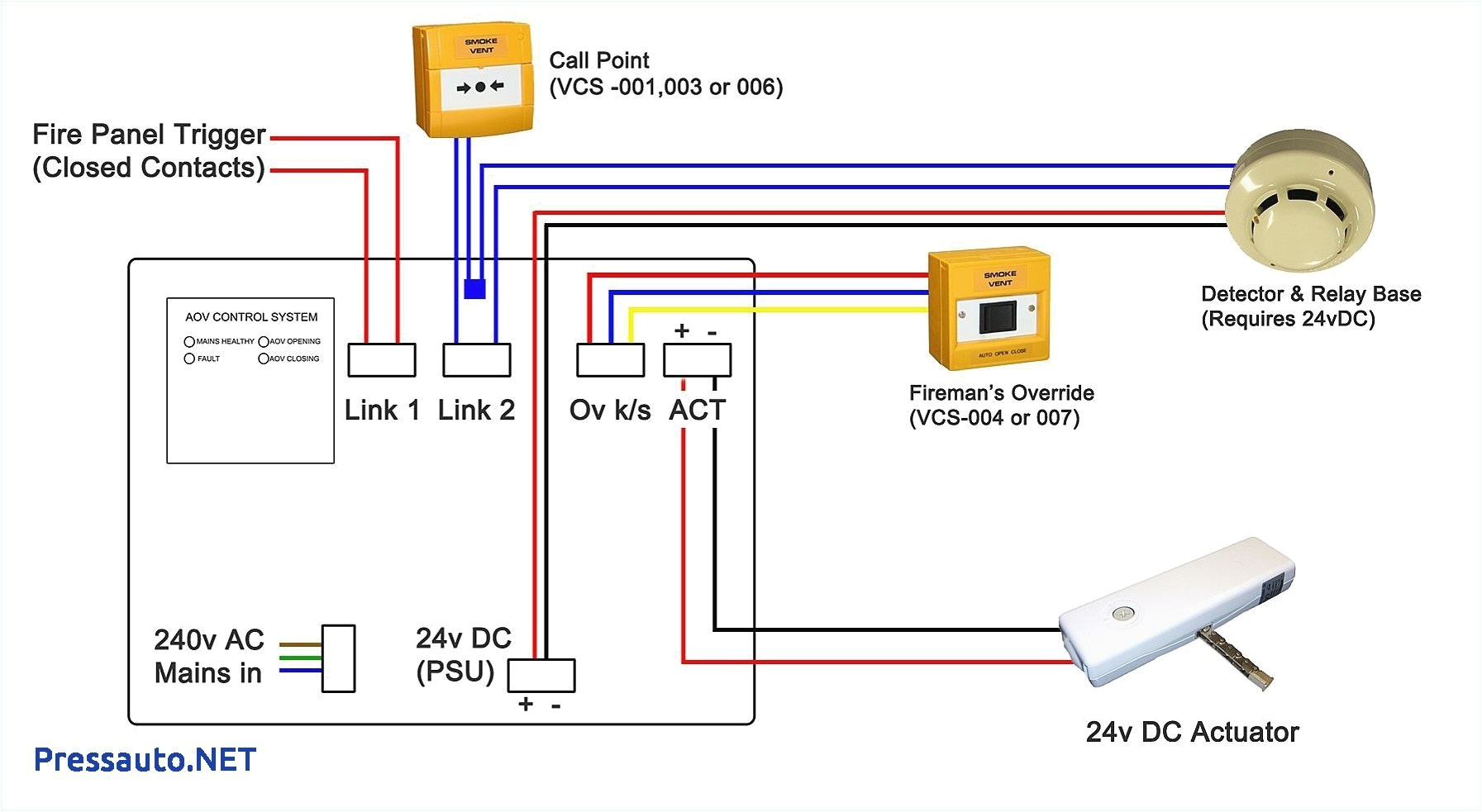 alarm smoke detector wiring on hard wired smoke detector wiring fire detector wiring diagram fire detector wiring diagram