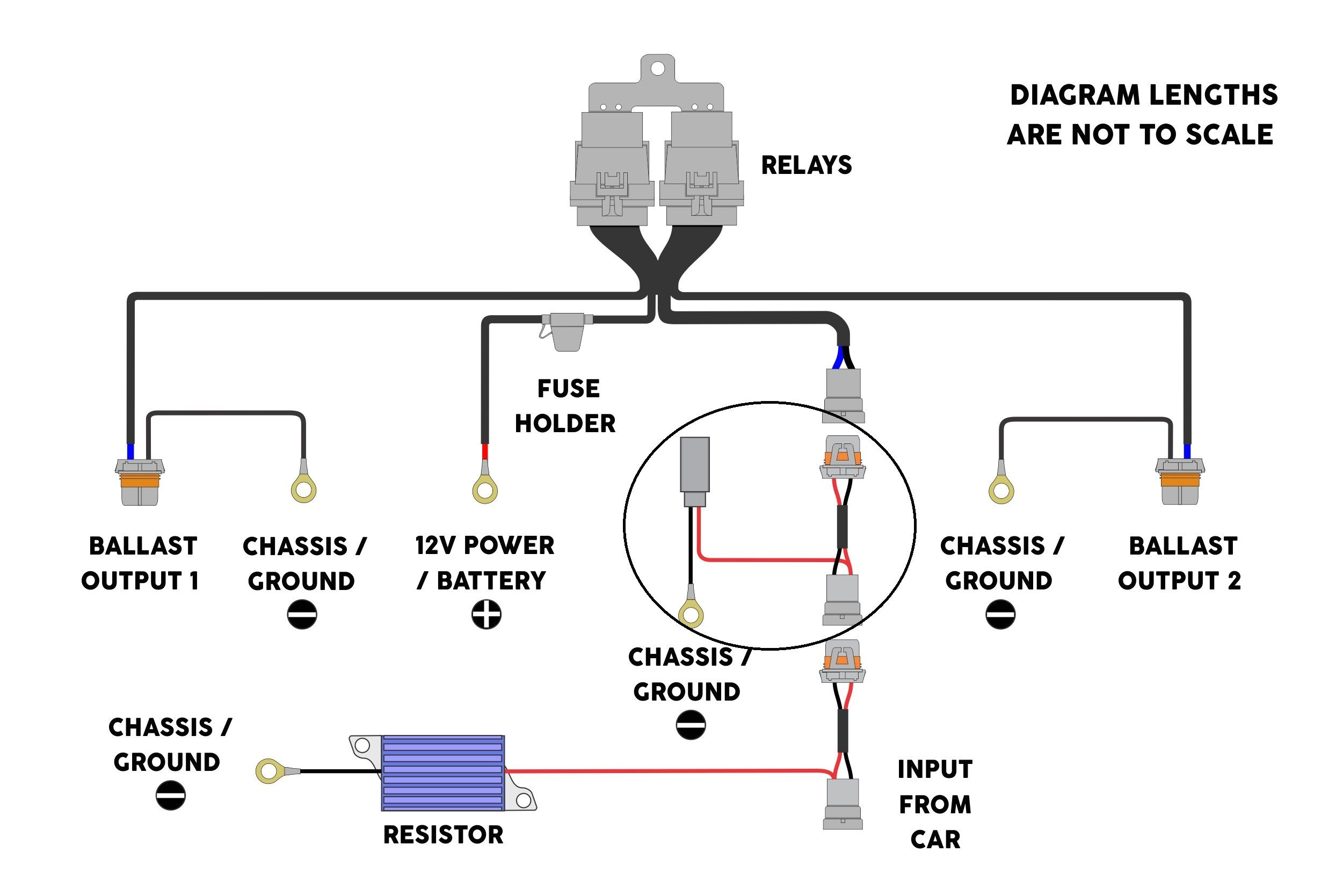 wiring diagram for hid lights reference relay inspirationa of motorcycle hid wiring diagram hid wiring diagrams