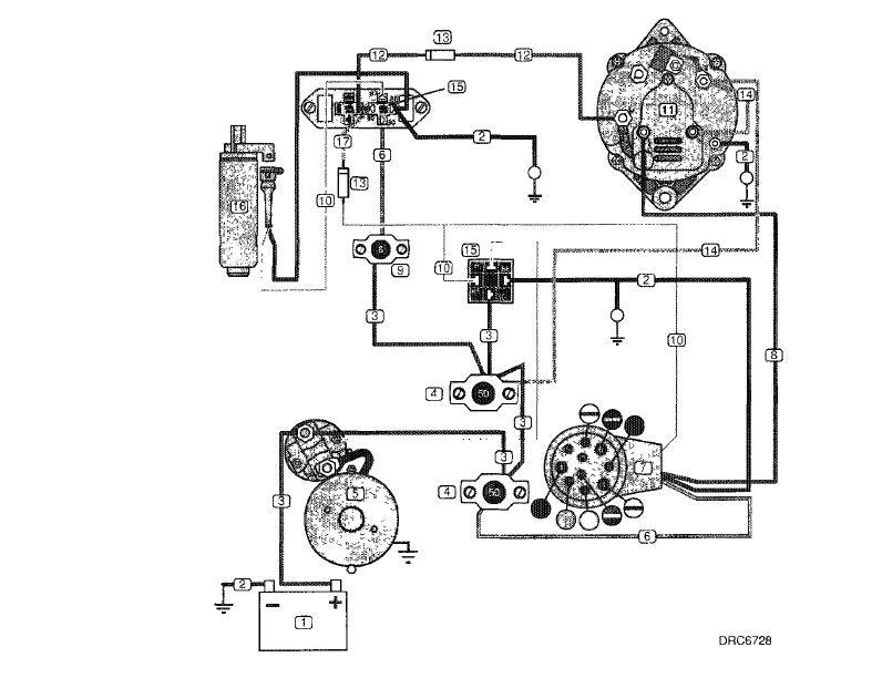 volvo penta alternator wiring diagram yate 1994 5 7 volvo penta alternator wiring diagram