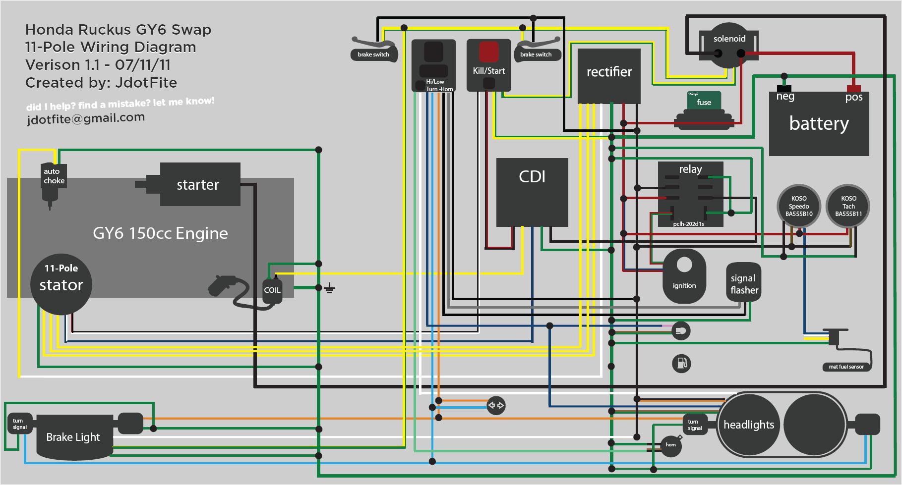 ruckus wiring diagram blog wiring diagram honda ruckus wiring diagram wiring diagrams global ruckus tail light