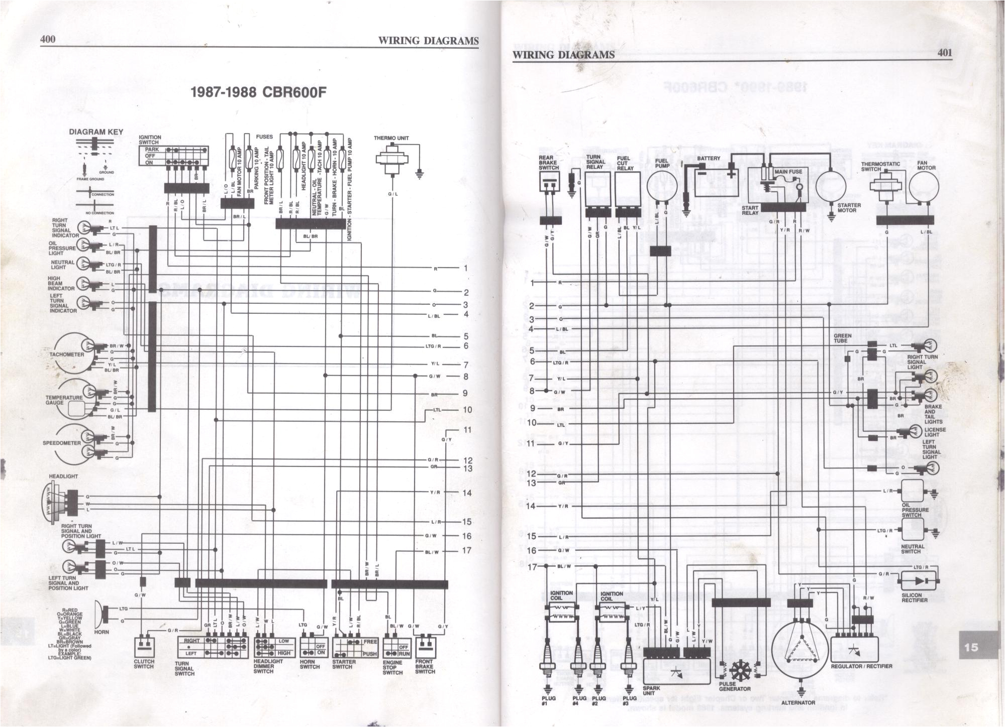 honda cbr600f wiring diagram wiring diagrams for honda cbr600f wiring diagram honda cbr600f wiring diagram